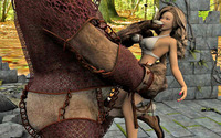 hot sex cartoon pic dmonstersex scj galleries cartoon pictures hot blonde fucked troll