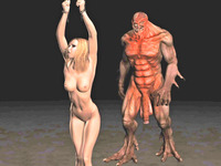 hot toons pic dmonstersex scj galleries really hot toons bad elf girls getting punished demons