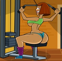 hottest toon porn mother day maddie sexy workout grimphantom gnd art