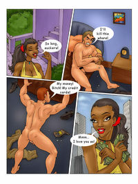 interracial porn cartoon pics gallery ebony xxx cartoon