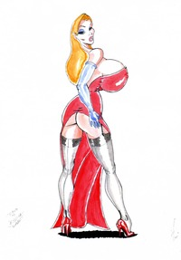 jessica rabbit hentai pics never pictures user jessica rabbit color