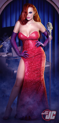 jessica rabbit porn pic media original jessica rabbit from who framed roger jeffach