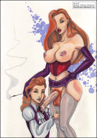 jessica rabbit porn pics media original ideal jessica rabbit futanari pictures mouthwatering