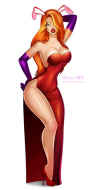 jessica rabbit sketch porn pre jessica rabbit psd msonia morelikethis collections