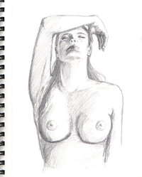 jessica rabbit sketch porn quick sketch nude ventodinotte drawing ophelia deviantart
