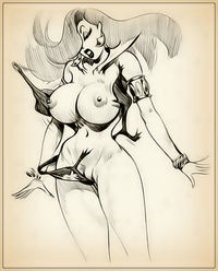 jessica rabbit sketch porn cbc baa sexy sketch gallery lovely jessica rabbit
