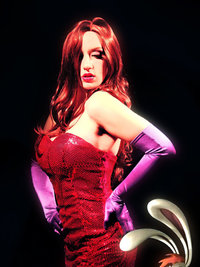 jessica rabbit xxx pictures pre jessica rabbit cosplay