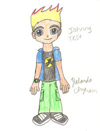 johnny test cartoon porn pics johnny test anime style neko bltqctn how draw