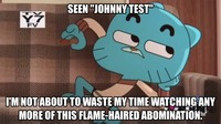johny test cartoon porn pics gumball cartoon critic johnny test thekirbykrisis qyqxi darelated deviousfun