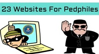 known cartoon porn fbi child porn websites operated