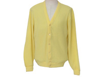 lemon cartoons porn vintage lemon yellow cardigan sweater