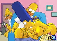 lemon cartoons porn drawn exclusive simpsons