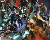 marvel cartoon porn pics thumbnails detail xmen wolverine deadpool wade wilson apocalypse marvel comics nightcrawler jubilee avengers wallpaperhi men rogue