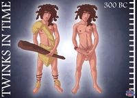 massive cock toons hung twink toon from history twinky toons cartoon cock page