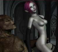milf comics porn monster pics goblin porn awesomely sexy elf milf