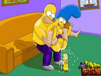 naked toon pictures bbb dfbe homer simpson marge simpsons toon bdsm