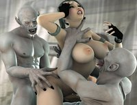 naughty sex cartoons pics brutal threesome ogre naughty bitch