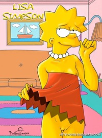 new carton porn pics cartoon lisa simpson porno