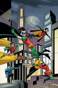 new cartoon pron all batman brave bold robin