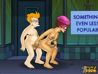 new cartoon pron bce rated futurama gone transsexual