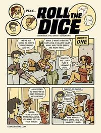 new cartoon sex comics nsfw round page comic roll dice
