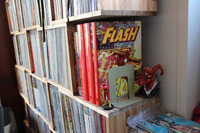 new comic porn pics some flash york shelf porn from wally west fan