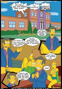 new toon porn comics simpsons privacys invasion los lessons porn comix