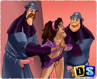 newest cartoon porn simps hunchback notre dame bpics esmeralda porno