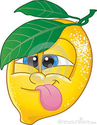 nude cartoon characters cartoon lemon cute fruit character pulling funny face flavored candy drink chef characters