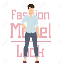 nude cartoon pic alexutemov beautiful vector cartoon fashion boy model constructor look standing over white background stock photo