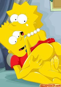 nude cartoon porn cartoon simpsons jessica bum