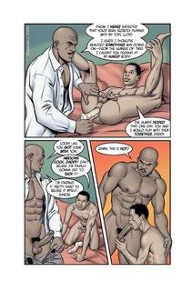 Josman gay cartoon porn comics