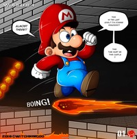peach sex toons princess peach thank mario thanks comics