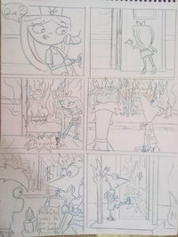 phineas and ferb comic porn comic phineas ferb pag astrid uabw