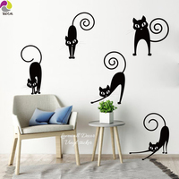 picture of cartoon pussy htb xxfxxx lovely cat font wall sticker set cartoon popular pussy