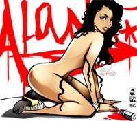 pictures of toon porn alana gets toon chronic avenger art
