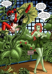 poison ivy porn comic data media harley quinn poison ivy details