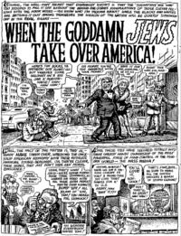 porn cartoon strip rcrumbjew crumb cartoon when goddamn jews take over america robert strip introduced xanadu