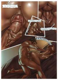 porn cartoon strips interracial porn comics are waiting