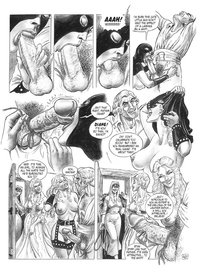 porn cartoon strips diane grand lieu porn comics part hanz kovacq bdsm