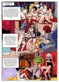 porn cartoon strips porn comics hotties tease studs their curves