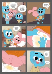 porn comic toon styles juicebox public pages launny laufcomic comics amazing world gumball