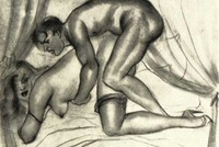 porn drawings galleries media antique porn