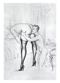 porn drawings gallery scj galleries gallery beautiful women from past are retro porn drawing