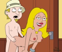 porn for cartoon american dad francine smith guido jeff fischer animated