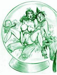 porn from cartoons toon porn collection dorothy cartoons