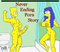 porn gallery toon simpsons never ending porn story