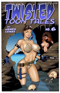 porn pic toon gallery twisted toon tales issue james lemay comics