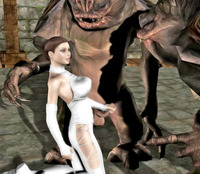 porn pics toons dmonstersex scj galleries alien stranger came some monster porn toons