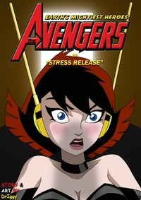 porn toon comix avengers stress release category porn comix page